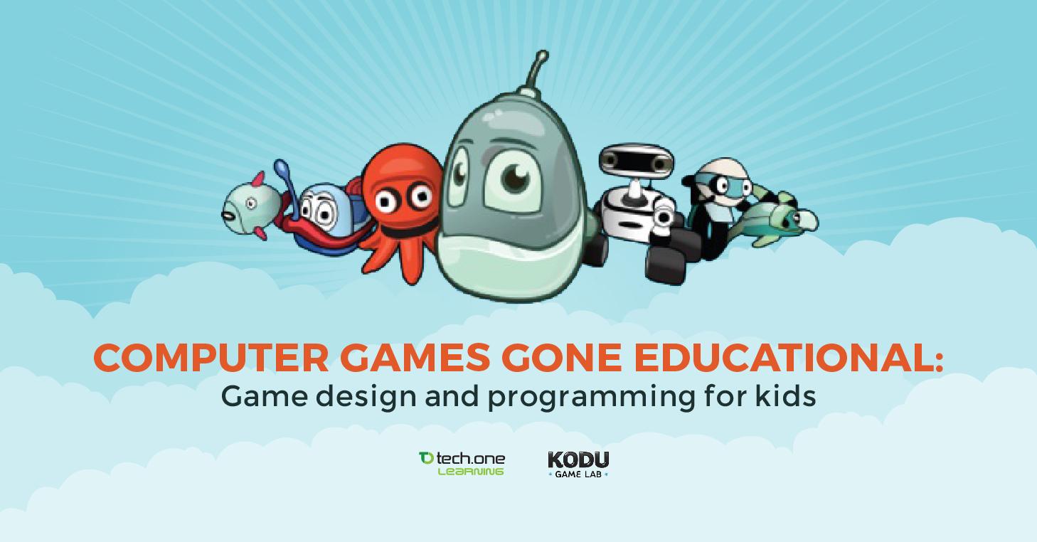 COMPUTER GAMES GONE EDUCATIONAL Game Design And Programming For - Computer game design for kids